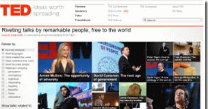 Top 10 Inspirational Sites