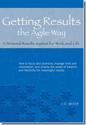 Press Release for Getting Results the Agile Way