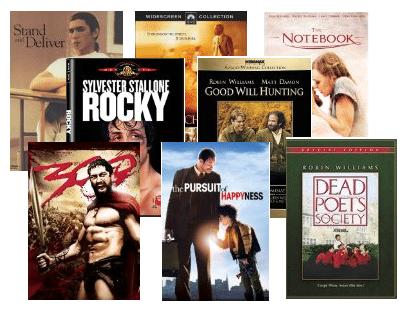 25 Inspirational Movies