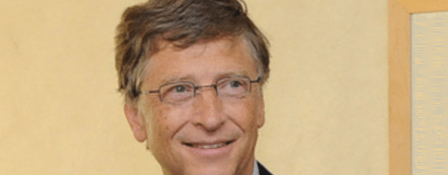 Lessons Learned from Bill Gates