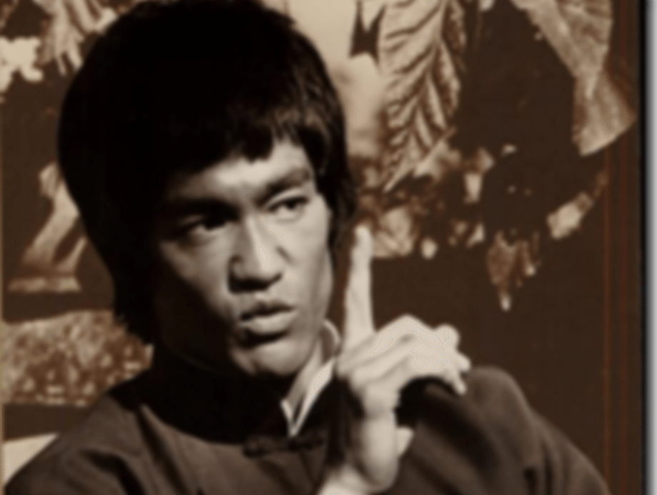 Bruce Lee Lessons