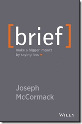 10 Big Ideas from BRIEF