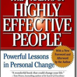 10 Big Ideas from The 7 Habits of Highly Effective People
