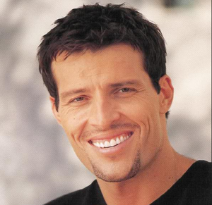 How Tony Robbins Sets Goals