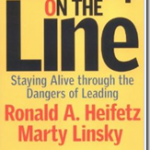Leadership on the Line (Book Review)