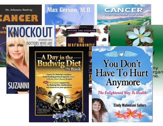 Cancer Books