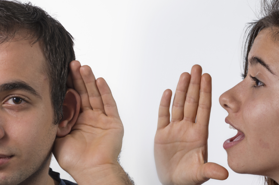do men listen with half a It's not their fault - new research shows how men listen with half their brains.