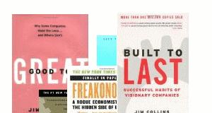 36 Best Business Books