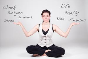 work-life balance system