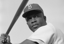 Jackie Robinson: A Story of Self-Control